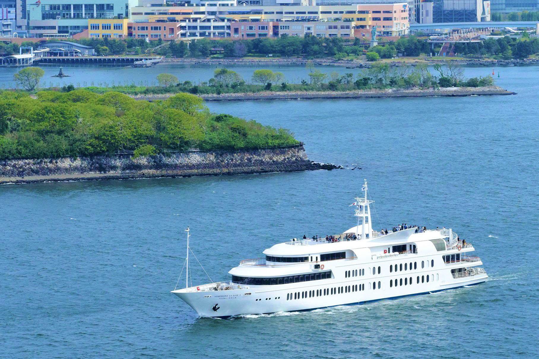[LIVE] Tokyo Bay Cruise