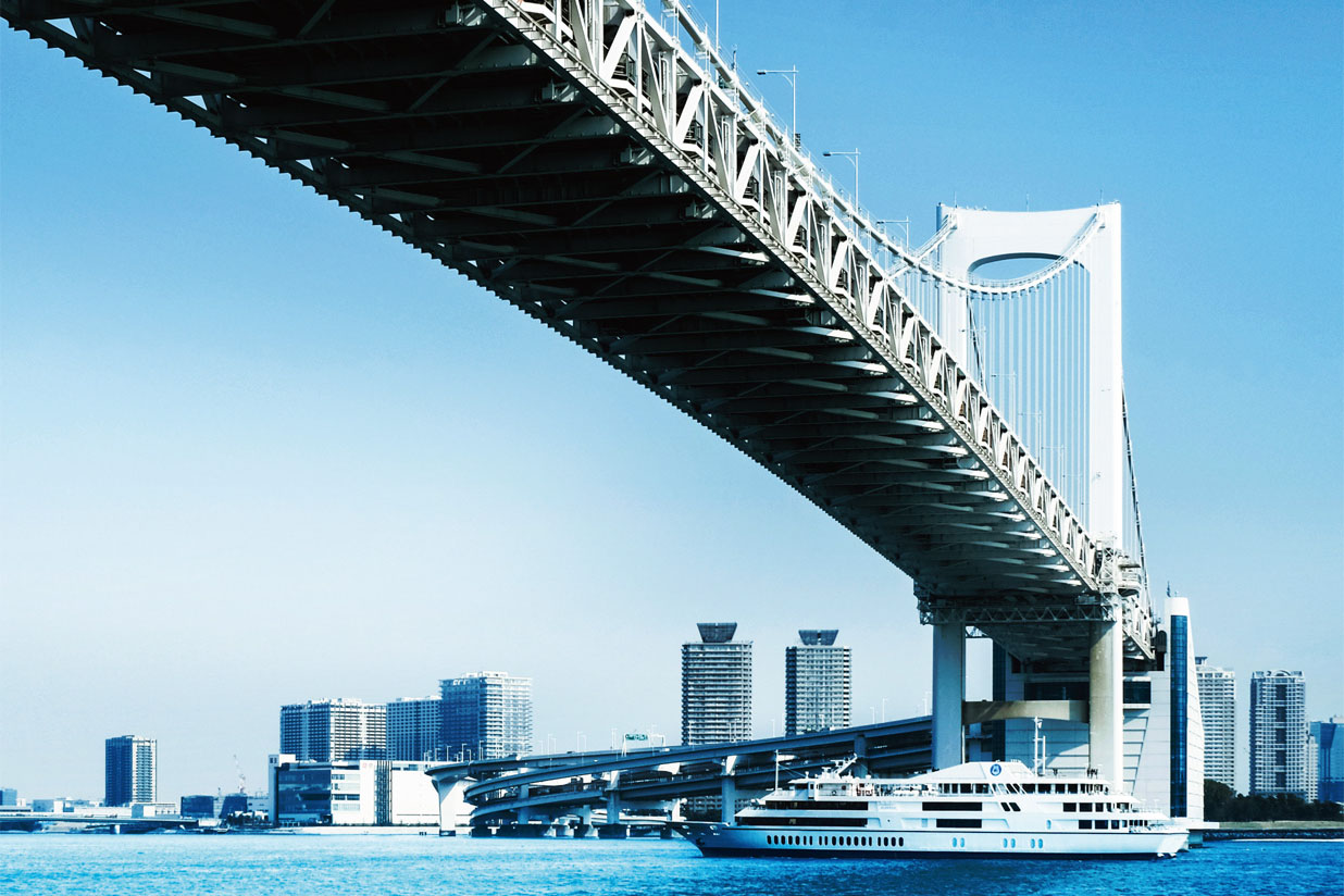 [LIVE & VTR] Tokyo Sightseeing by the Bay